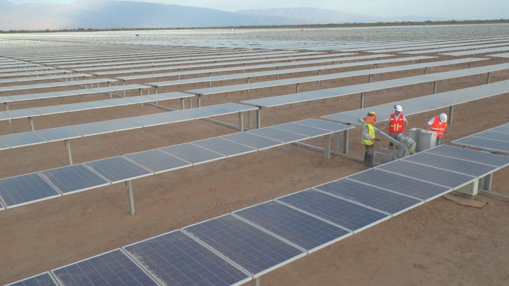 360 Energy anuncia que 4 parques solares entrarán en operación comercial durante el primer cuatrimestre del 2019