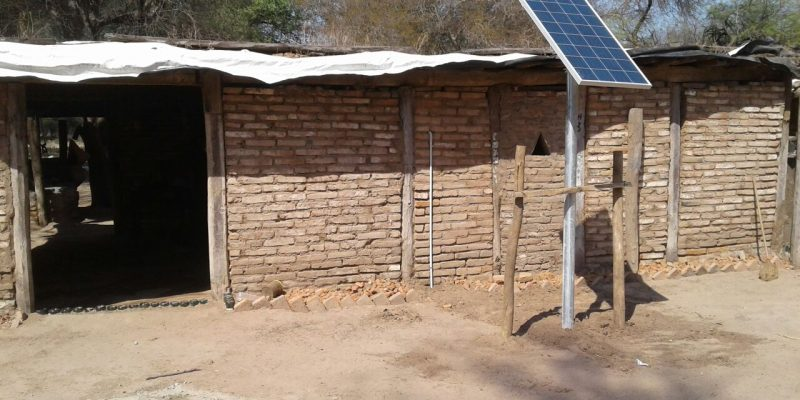 PERMER: Comenzó la segunda etapa de provisión e instalaciones de sistemas fotovoltaicos en viviendas aisladas del Chaco