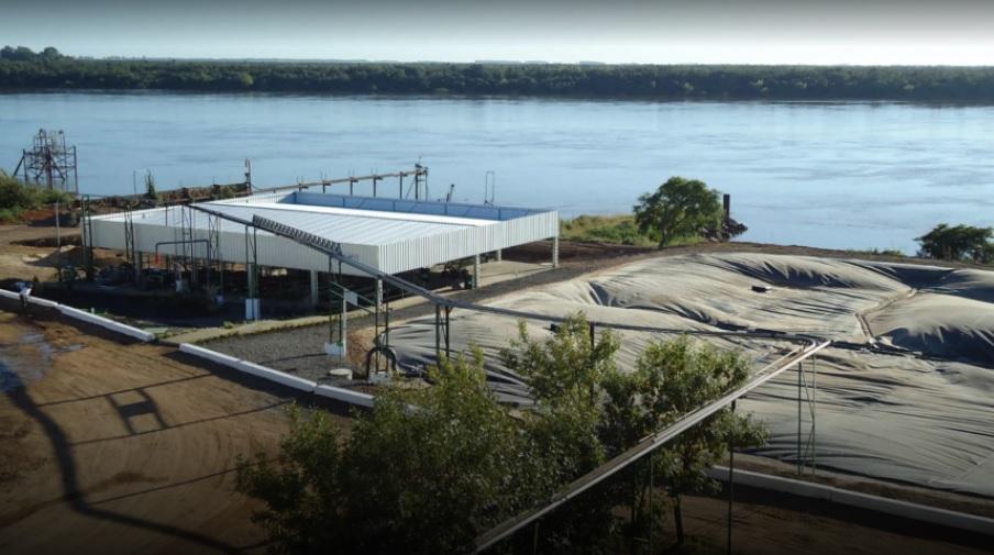 Una firma avícola genera biogás gracias al tratamiento de los efluentes