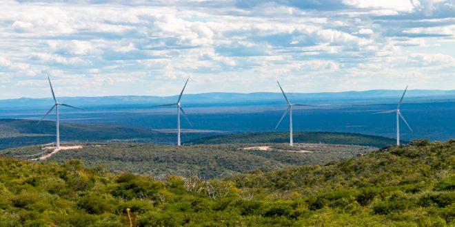 Empresa brasileña compró el Complejo Eólico de Assuruá por R $ 1,9 mil millones