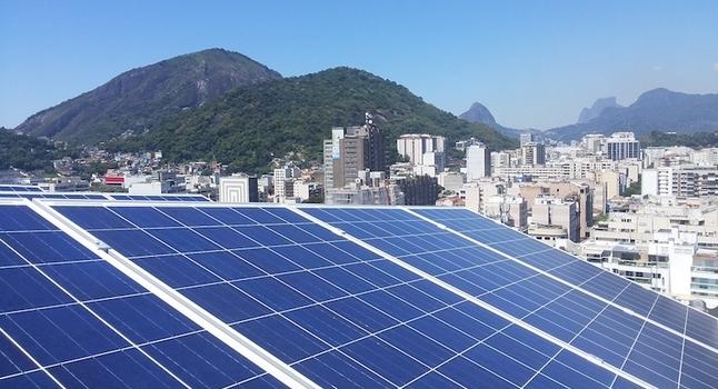Brasil alcanza record de 500 MW en generación distribuida solar instalada