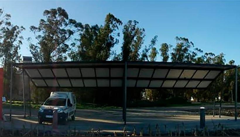 Caso de éxito frente a cortes de luz mediante energías renovables: QMAX presenta la Estación Solar La Aurora