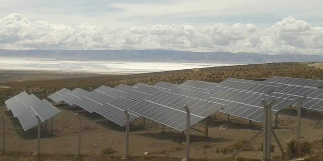 """Jujuy inaugurará su primer instalación del proyecto """"pueblos solares"""": incluye sistemas de generación fotovoltaica y baterías de litio"""