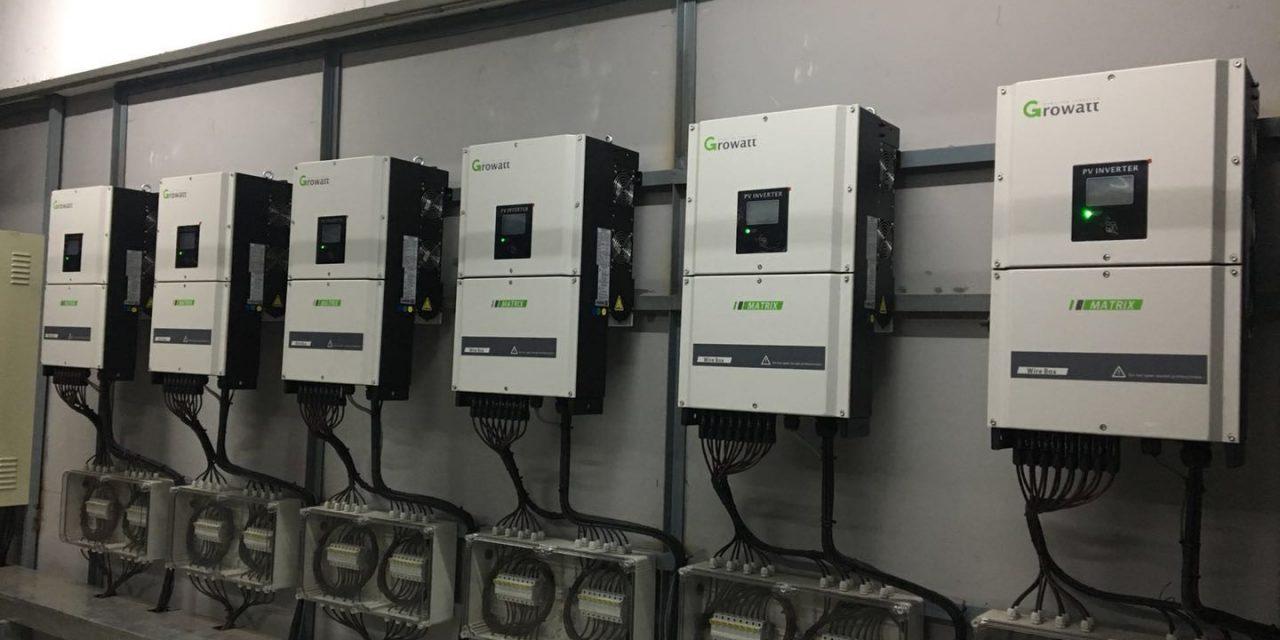 La empresa internacional Growatt ofrece inversores solares para el mercado argentino