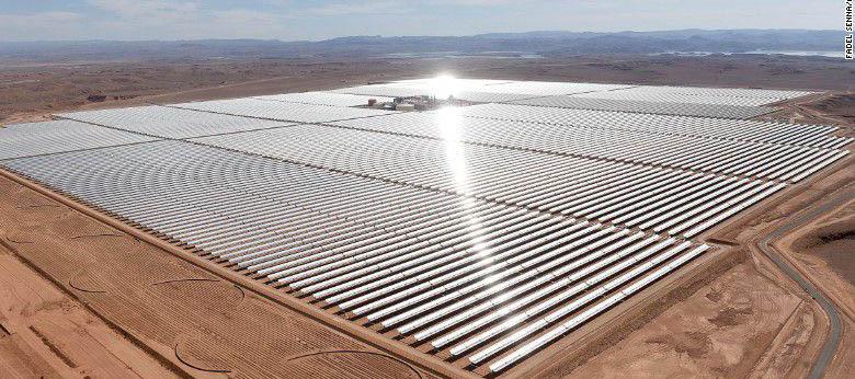 Oportunidades de inversión: San Juan creará un fondo especial para desarrollar parques solares junto a privados