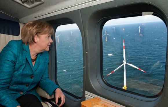 Alemania tendrá 20 GW de energía eólica marina para 2030