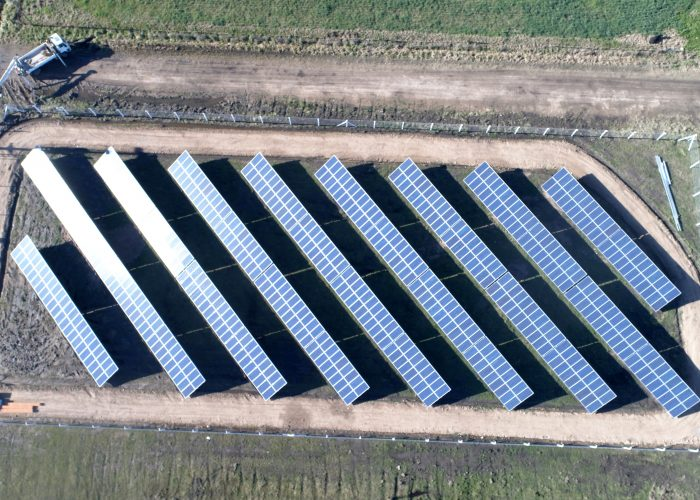 Aires Renewables asesora para construir un parque solar en Rafaela