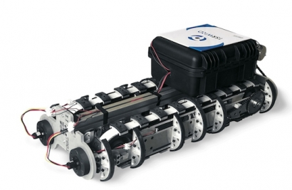 TSR Wind ya ha inspeccionado 1.000 aerogeneradores con sus robots