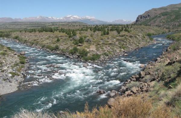 Neuquén espera licitar en febrero la pequeña represa hidroeléctrica Nahueve
