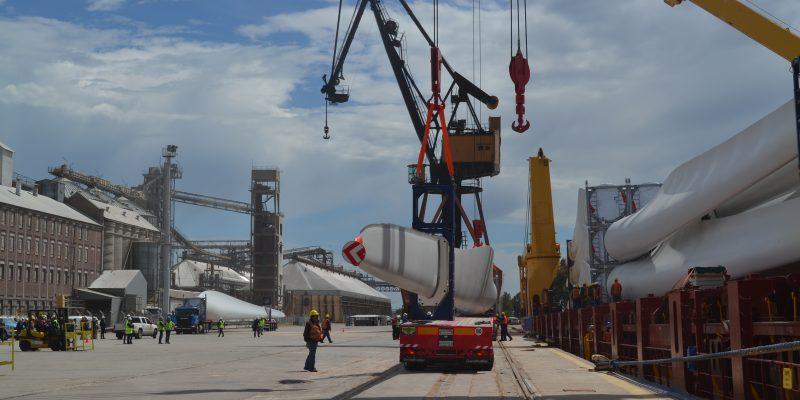 Producir y exportar: el plan que este año proponen consolidar el Puerto y Zona Franca junto al Parque Industrial de Bahía Blanca