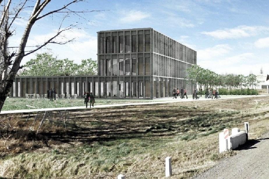 El Gobierno de Río Negro construye en Cipolletti una sede sustentable donde funcionará la Secretaría de Energía