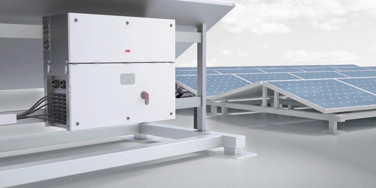 ABB lanza en Argentina su nueva línea de inversores para sistemas solares fotovoltaicos