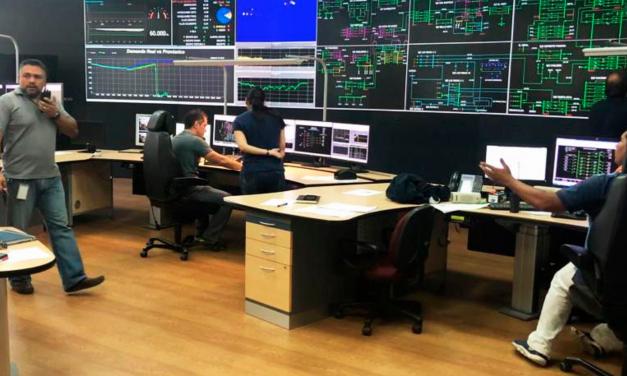Panamá restablece la energía eléctrica tras el apagón que complicó ayer a parte de Centroamérica