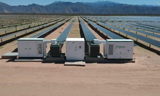 360 Energy consiguió acceso formal a la capacidad de transporte de los parques solares Tinogasta I y II