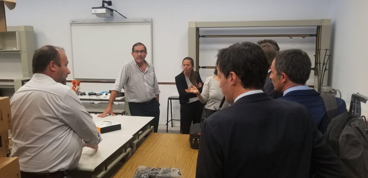 Se creará un Centro Nacional de Formación Profesional en eficiencia energética y energías renovables