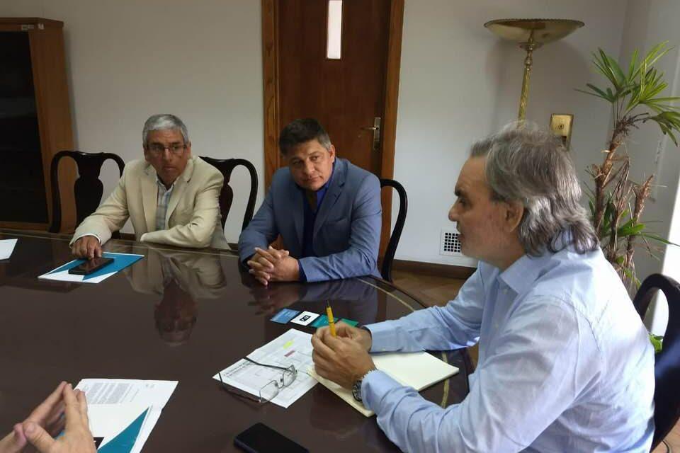 Los temas que plantearon las cooperativas eléctricas en la reunión que tuvieron con Lopetegui