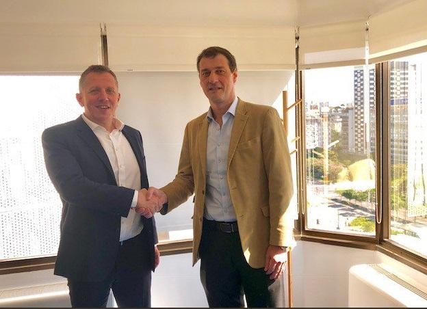 Desembarco oficial: empresarios de Argentina se asociaron con la organización mundial de energía eólica