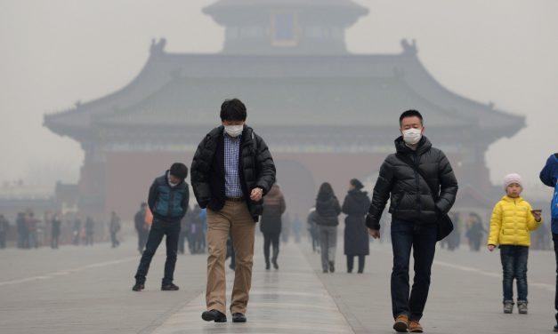 China: Las renovables representan el 8% de la generación eléctrica pero en 2018 aumentaron las emisiones contaminantes