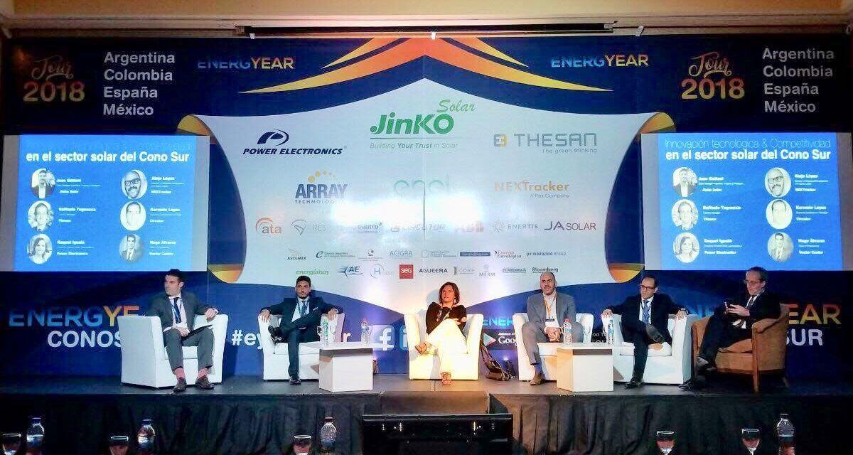 Más de 150 empresarios del exterior arriban a Buenos Aires para un evento sobre energías renovables