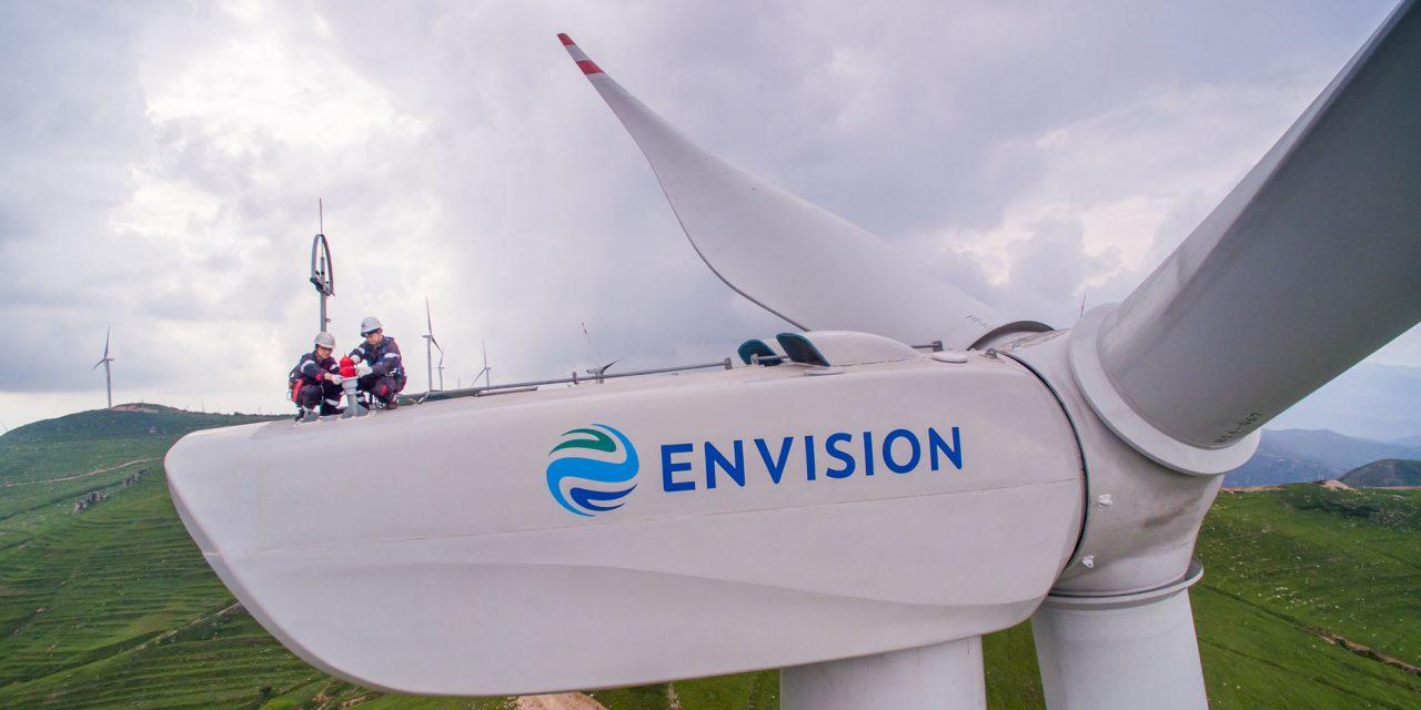 Envision inicia las obras del parque eólico «Los Meandros» en Neuquén: se inauguraría en febrero de 2020