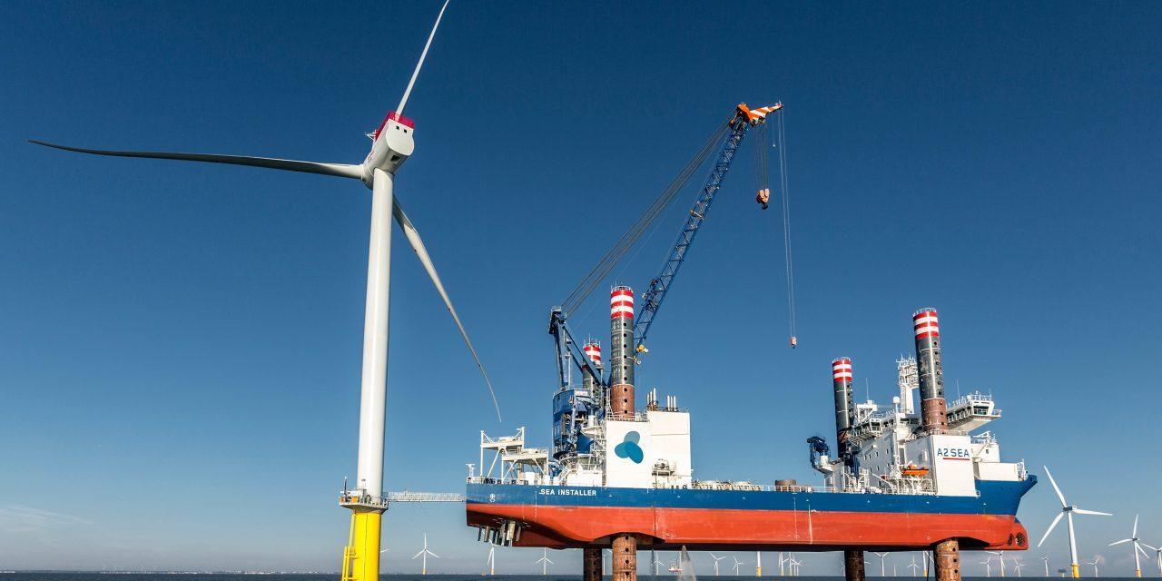 Nuevo ranking mundial con China y Europa a la cabeza: Eólica offshore instaló un 35% más de capacidad sumando 6 GW en 2019
