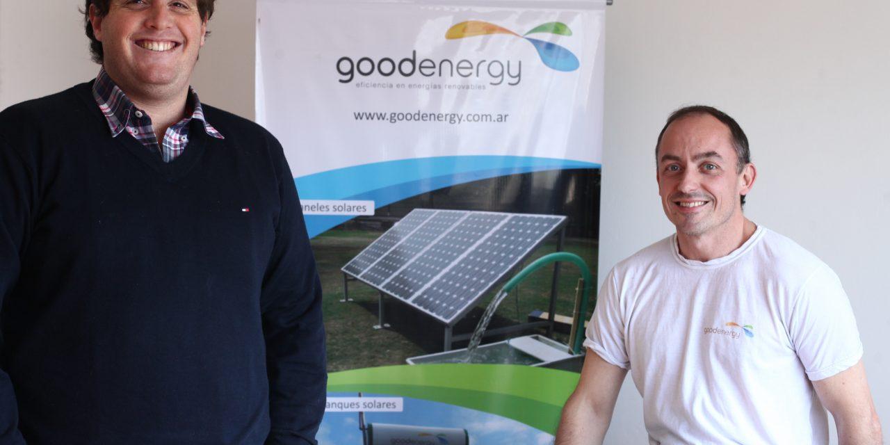 """Pablo de Benedictis: """"creemos fundamental para una competencia sana y leal que se pueda generar una ley en solar térmica"""""""