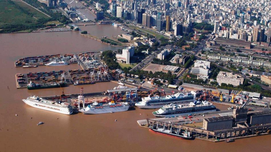 En pocos días finaliza la licitación para abastecer de energía solar fotovoltaica al Puerto de Buenos Aires