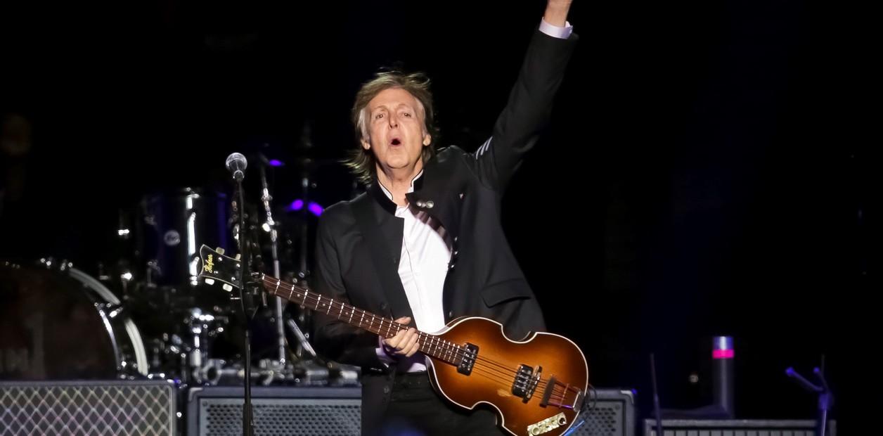 Biodiésel para generar la energía en los recitales de Paul McCartney y Ed Sheeran