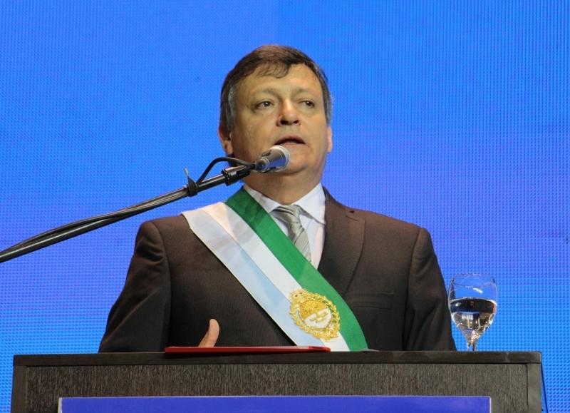 Columna de opinión del Gobernador de Chaco sobre políticas contra el cambio climático
