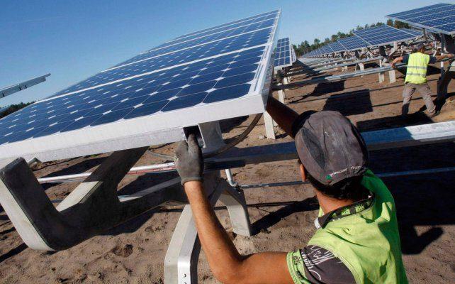 En las próximas semanas se inaugurará el primer parque solar de Argentina con alto componente local