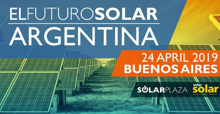 Solar Plaza presenta su evento en Buenos Aires con un completo informe sobre el mercado solar