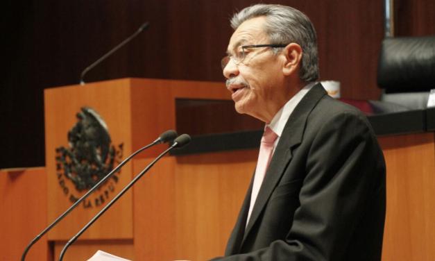 Senador propone reformas para continuar impulsando energías renovables en México