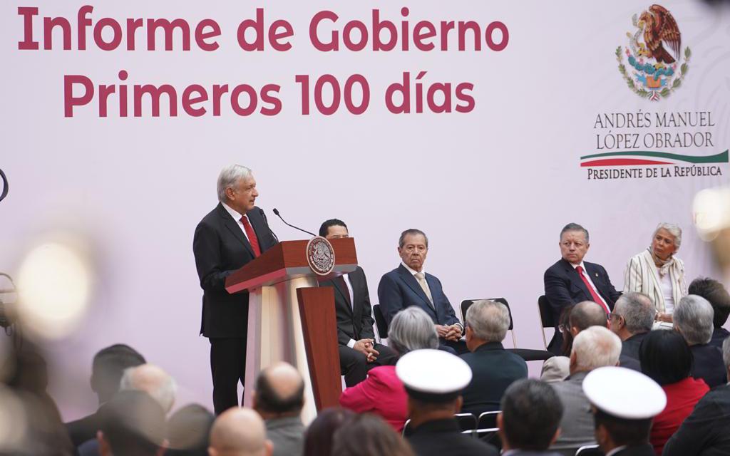El posicionamiento político de las energías renovables en los 100 primeros días de López Obrador al frente de México