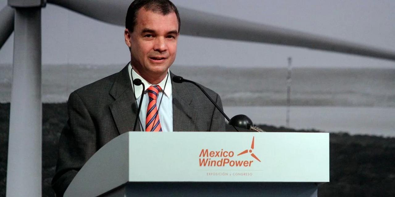 """Leopoldo Rodríguez: """"Es esencial cumplir con el compromiso que se puso México de llegar al 35% de energías limpias»"""