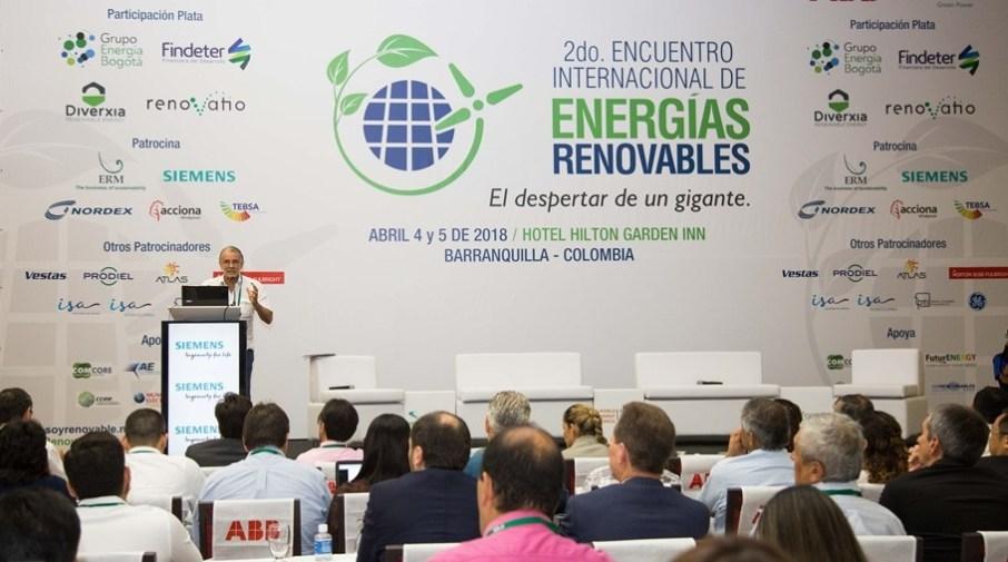 Agenda verde 2019: los eventos más importantes de energías renovables que se llevarán a cabo en Colombia