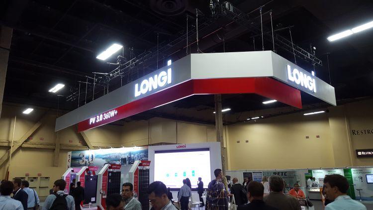 LONGi lanza una nueva planta de 5 GW de módulos monocristalinos y aumenta su capacidad de suministro