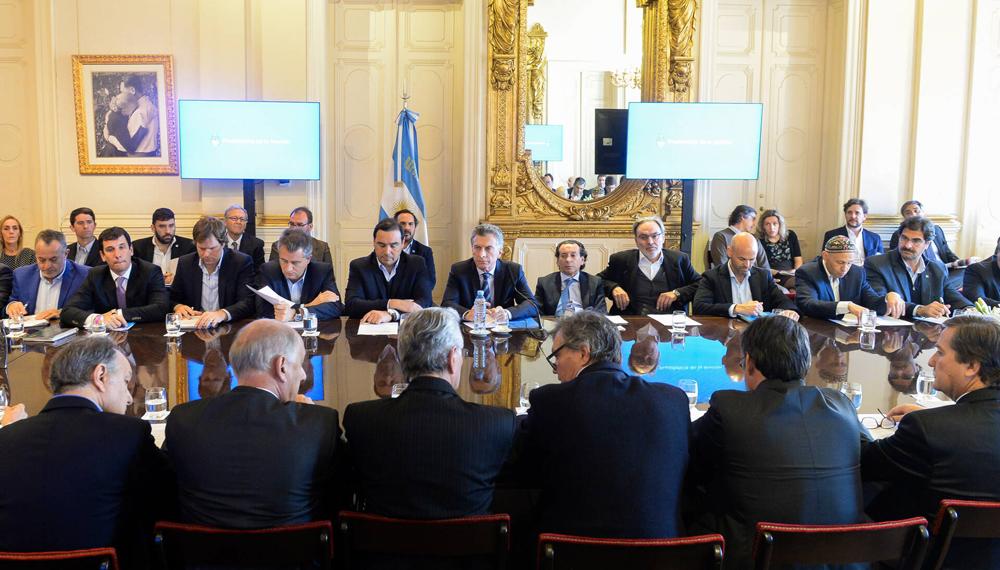 Los once puntos que empresarios de las bioenergías plantearán hoy a Macri en la reunión multisectorial