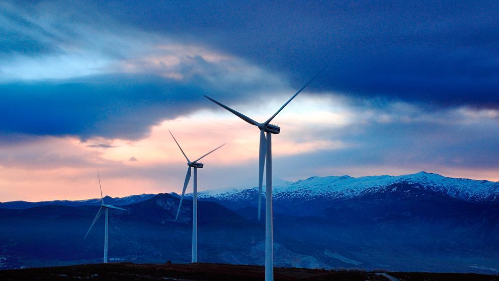 """Ingener inicio la construcción de la infraestructura eléctrica del Parque Eólico  """"Los Meandros"""", en Neuquén"""