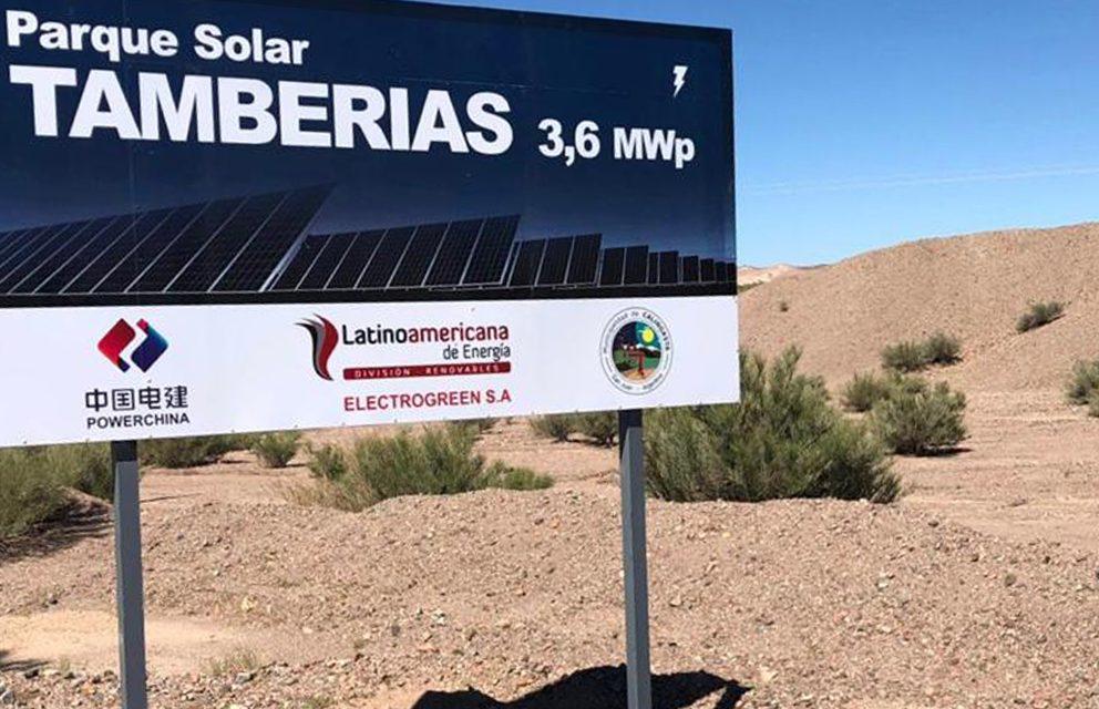 Latinoamericana de Energía consolida este año dos parques solares asignados con prioridad de despacho en MATER