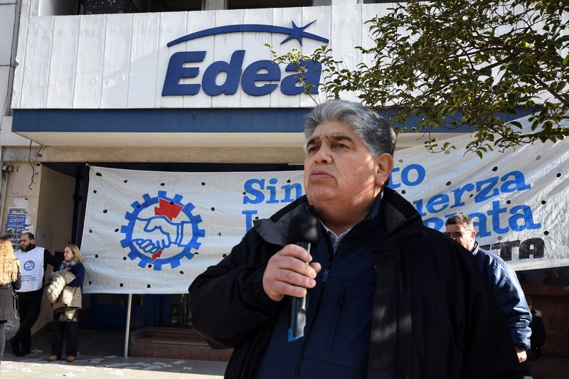 """Comunicado de Luz y Fuerza: «EDEA avanza en sus ataques en Mar Del Plata"""""""