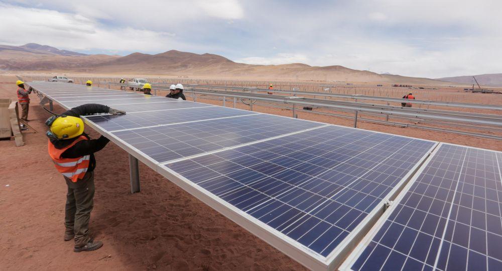 En Jujuy dan por hecho la ampliación del parque solar Cauchari hasta 500 MW