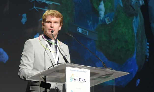 José Ignacio Escobar fue reelecto como presidente de ACERA