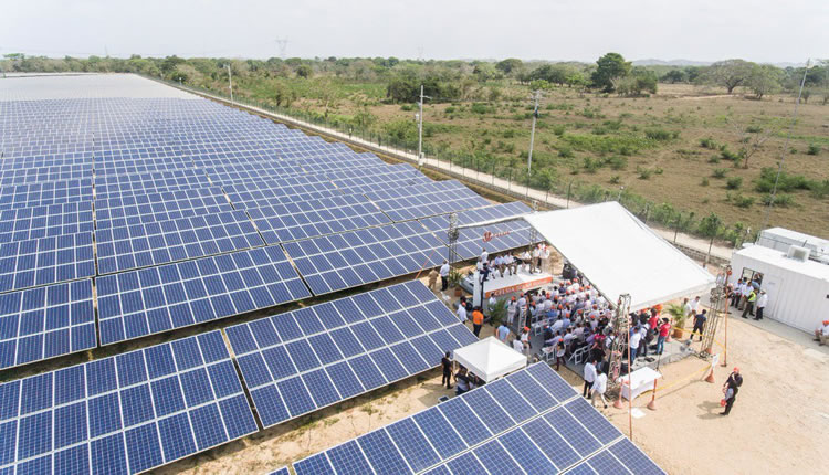 Con la presencia del presidente Iván Duque, Enel inaugura hoy su parque solar de 86 MW