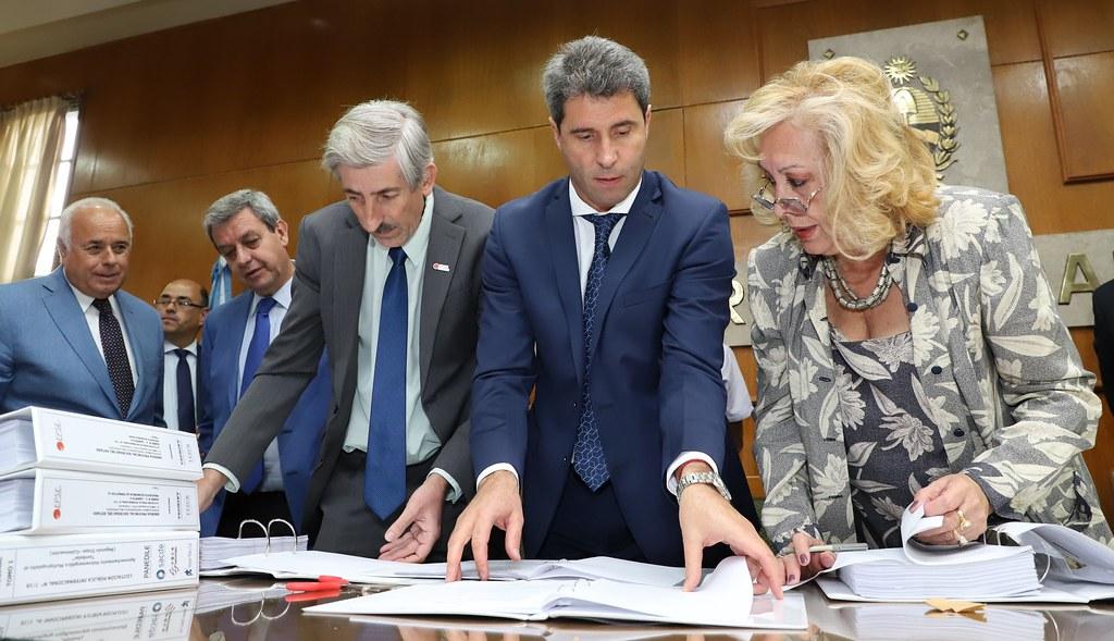 Tres importantes grupos empresarios económicos internacionales se disputan la licitación de la represa El Tambolar en San Juan