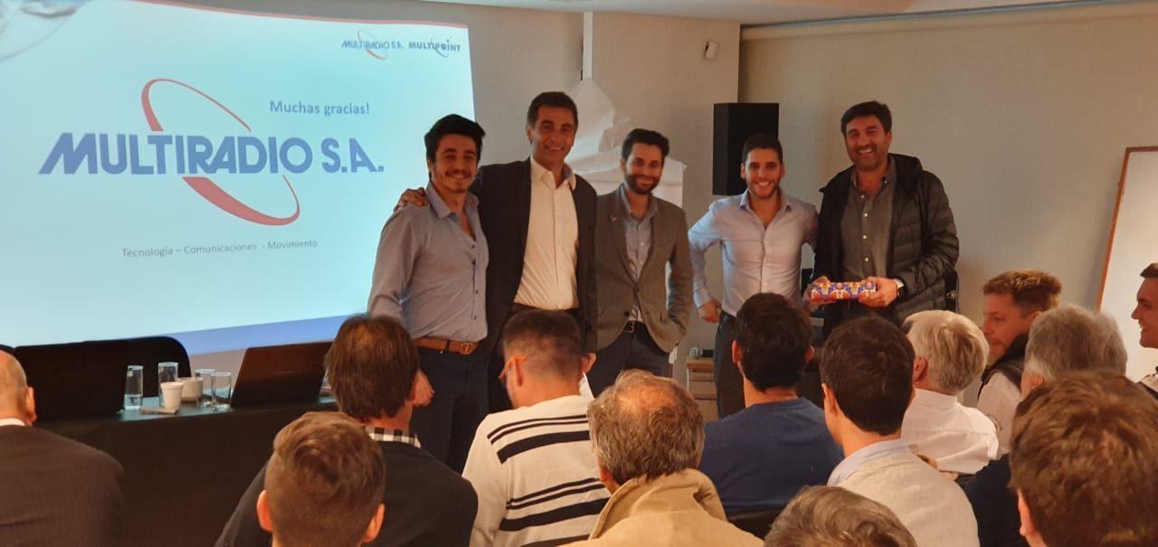 SMA y Multiradio celebran su aniversario de colaboración mutua en el mercado