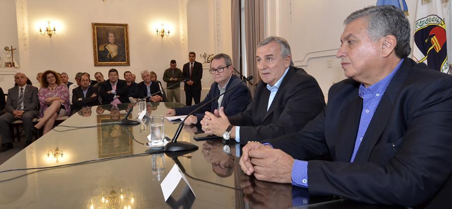 Presentaron el Congreso Internacional de Energías Renovables en Jujuy