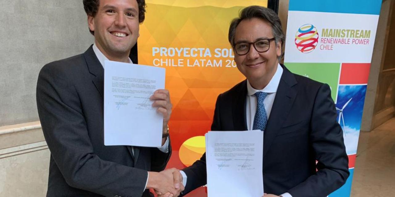 Asolmex firmó un convenio con Chile para apoyo e incentivo al desarrollo de la energía solar