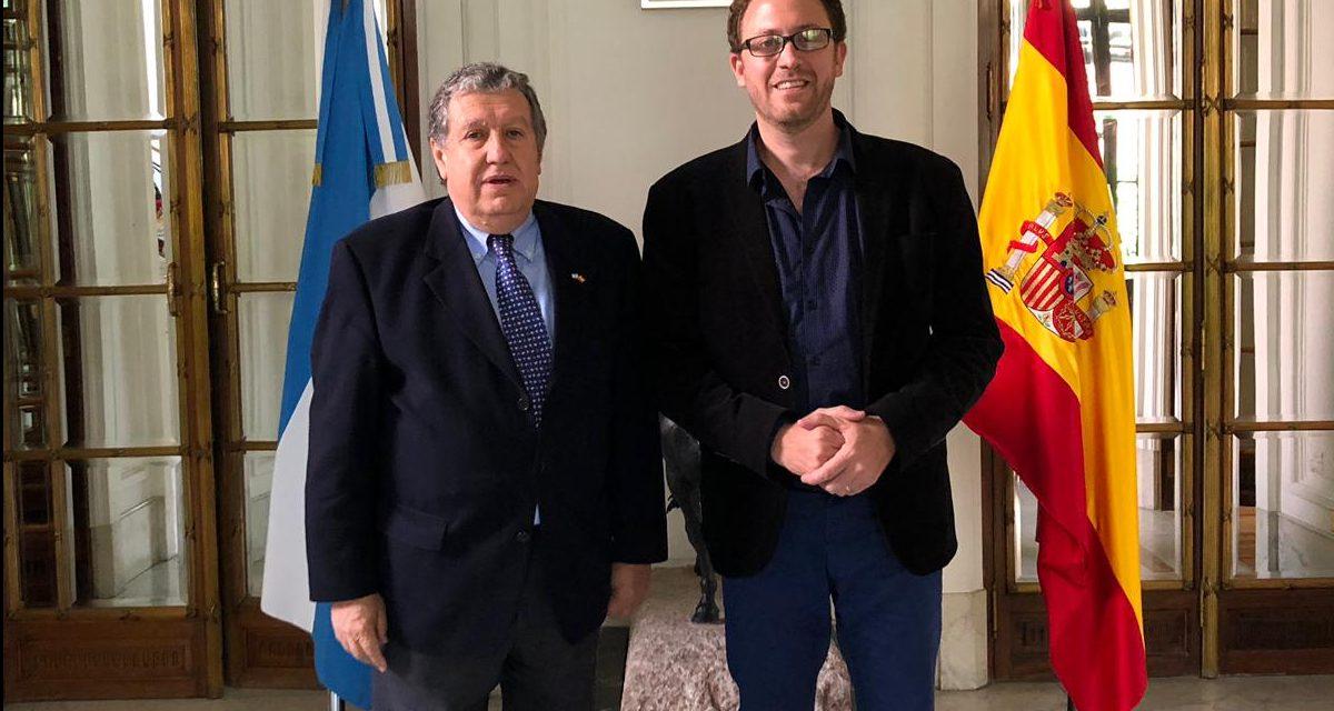 Energías renovables: Puerta y Kind buscan inversiones españolas para Argentina