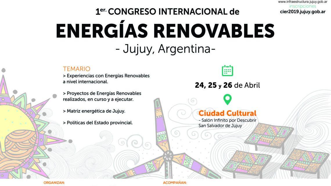 El Congreso Internacional de Energías Renovables trae una nutrida agenda para el miércoles y jueves