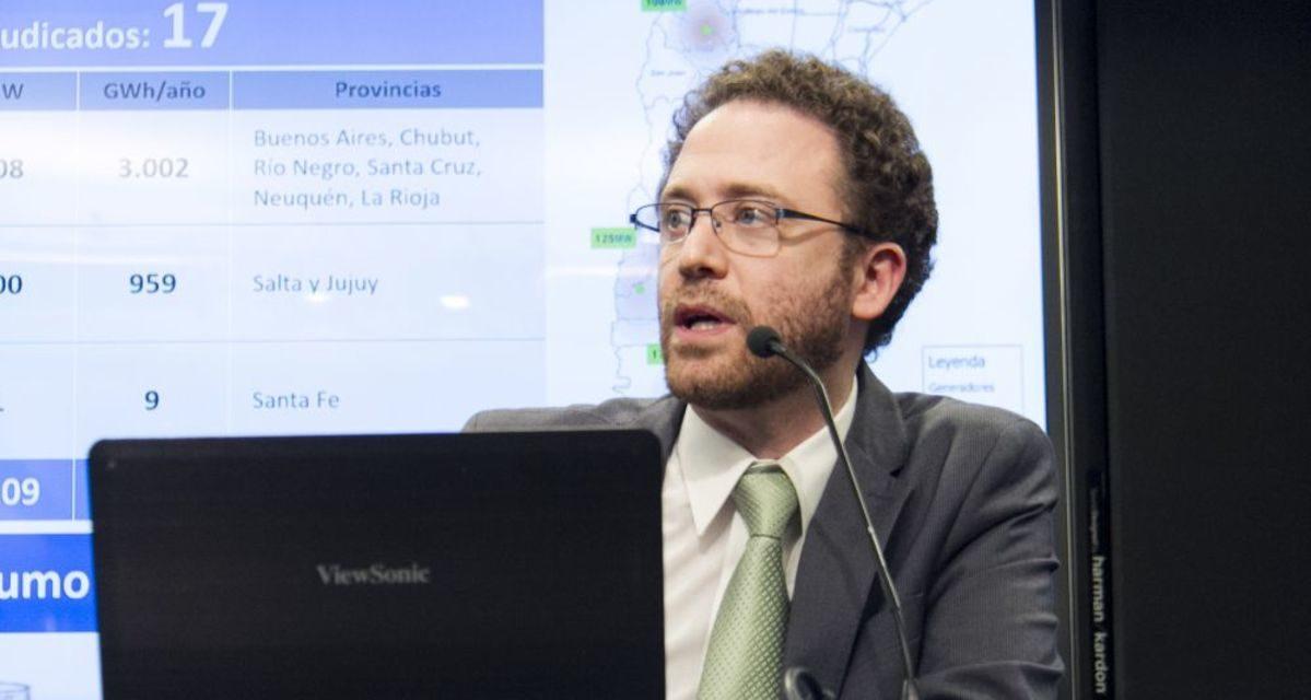 """""""Ronda 4"""" es oficial: Sebastián Kind anunció nueva licitación de energías renovables en Argentina para este año"""